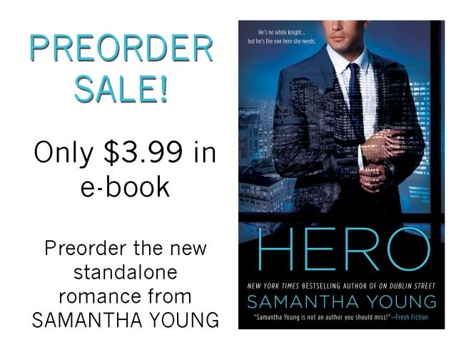 Hero Preorder Promo